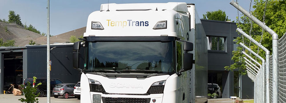 TempTrans neuer Logistikpartner
